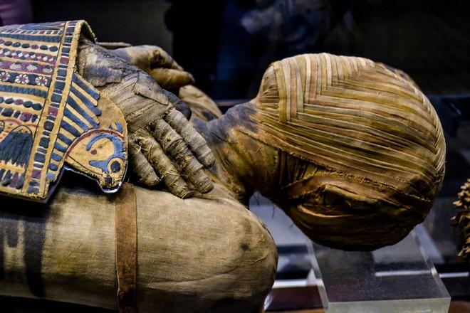 Nghệ thuật thất truyền: Người Ai Cập ướp xác người đã khuất như thế nào - Ảnh 3.