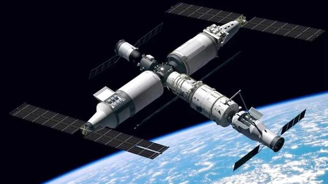 Phần lõi tên lửa nặng 21 tấn của Trung Quốc đang mất kiểm soát, có thể rơi xuống Trái đất bất cứ lúc nào - Ảnh 1.