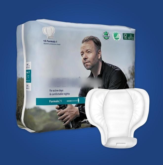 Quảng cáo băng vệ sinh cho nam đột nhiên xuất hiện đầy rẫy trên mạng, vậy món này thực sự là gì? - Ảnh 2.