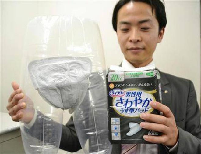 Quảng cáo băng vệ sinh cho nam đột nhiên xuất hiện đầy rẫy trên mạng, vậy món này thực sự là gì? - Ảnh 7.