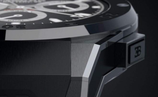 Bugatti bất ngờ ra mắt bộ ba smartwatch sang trọng, hầm hố không kém những chiếc siêu xe - Ảnh 4.