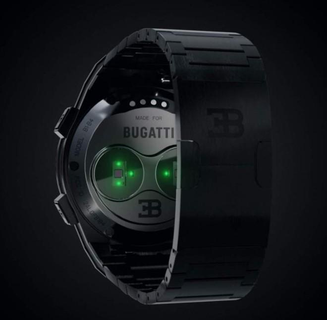Bugatti bất ngờ ra mắt bộ ba smartwatch sang trọng, hầm hố không kém những chiếc siêu xe - Ảnh 5.