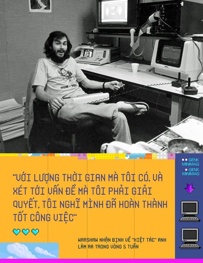 Chỉ với 5 tuần và số code nặng 8 kilobyte, coder kéo đổ tập đoàn công nghệ Atari và ngành công nghiệp triệu đô - Ảnh 2.