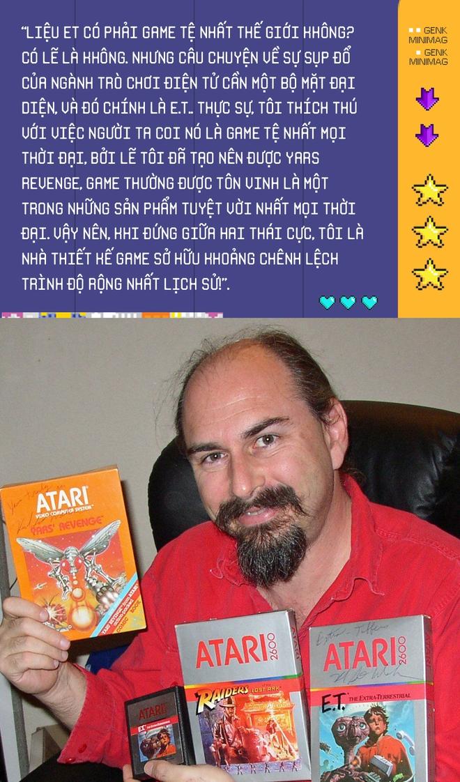 Chỉ với 5 tuần và số code nặng 8 kilobyte, coder kéo đổ tập đoàn công nghệ Atari và ngành công nghiệp triệu đô - Ảnh 7.