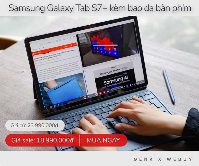 Loạt deal ngon - bổ - rẻ cho máy tính bảng, từ 3 triệu đã mua được hàng chính hãng chất lượng - Ảnh 5.