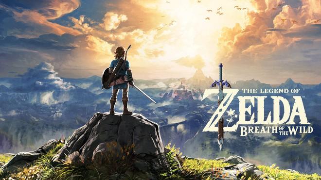 """Sẽ thế nào nếu kiệt tác game The Legend of Zelda: Breath of the Wild được """"16-bit hóa"""" theo phong cách đồ họa GameBoy cổ điển? - Ảnh 2."""