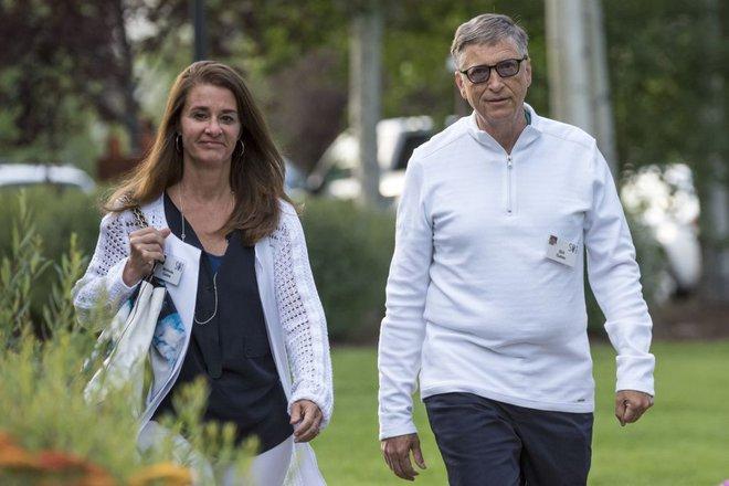 Sau 27 năm chung sống, vợ chồng Bill Gates bất ngờ li dị - Ảnh 2.