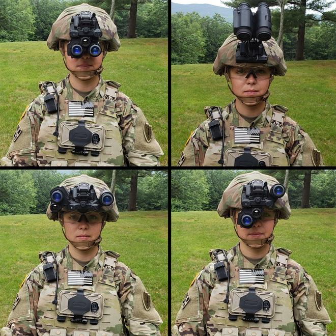 Kính nhìn đêm đặc biệt giúp lính Mỹ thấy rõ mọi thứ trong bóng tối như thể đang chơi game - Ảnh 2.