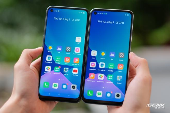 Trên tay bộ đôi Realme Q3 và Q3i: Màn hình 90Hz/120Hz, pin 5000mAh, hỗ trợ 5G, giá rẻ chỉ từ 3.6 triệu đồng - Ảnh 21.