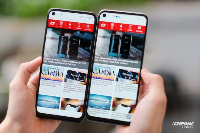 Trên tay bộ đôi Realme Q3 và Q3i: Màn hình 90Hz/120Hz, pin 5000mAh, hỗ trợ 5G, giá rẻ chỉ từ 3.6 triệu đồng - Ảnh 11.