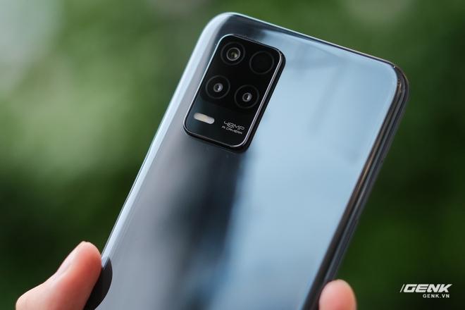 Trên tay bộ đôi Realme Q3 và Q3i: Màn hình 90Hz/120Hz, pin 5000mAh, hỗ trợ 5G, giá rẻ chỉ từ 3.6 triệu đồng - Ảnh 8.