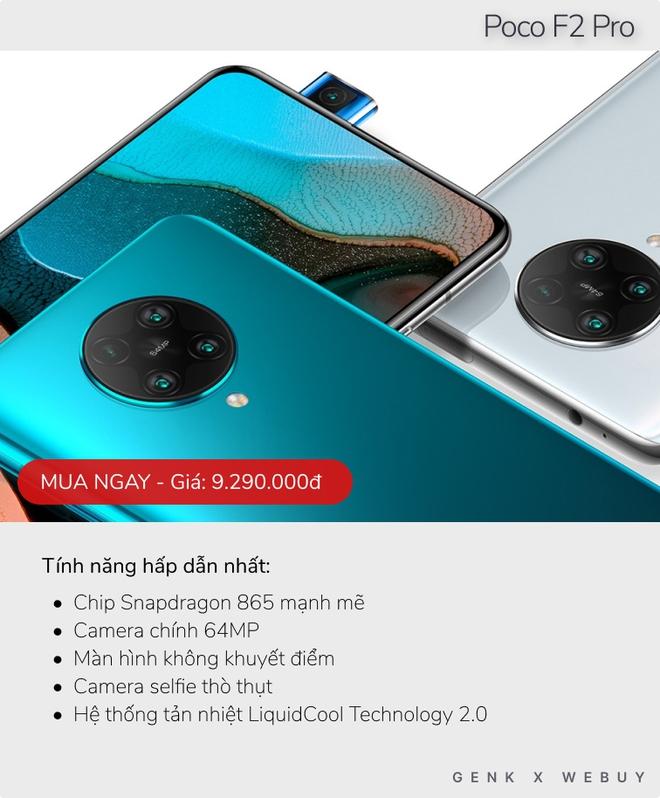 """Tầm 10 triệu tưởng """"lỡ cỡ"""" nhưng vẫn có vài lựa chọn smartphone nhiều tính năng hay ho đáng cân nhắc - Ảnh 5."""