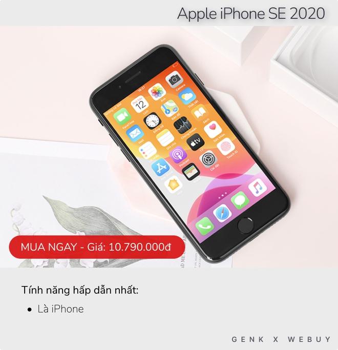 """Tầm 10 triệu tưởng """"lỡ cỡ"""" nhưng vẫn có vài lựa chọn smartphone nhiều tính năng hay ho đáng cân nhắc - Ảnh 6."""