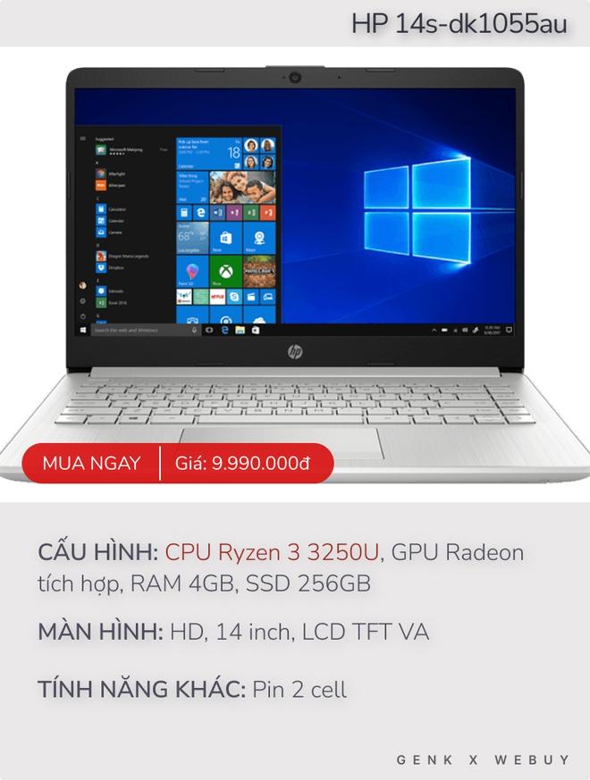 Từ 6 triệu đã có cả loạt lựa chọn laptop Ryzen 3 ngon - bổ, cực hợp cho học sinh, sinh viên - Ảnh 4.