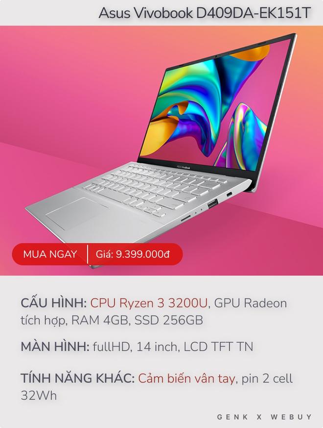 Từ 6 triệu đã có cả loạt lựa chọn laptop Ryzen 3 ngon - bổ, cực hợp cho học sinh, sinh viên - Ảnh 5.