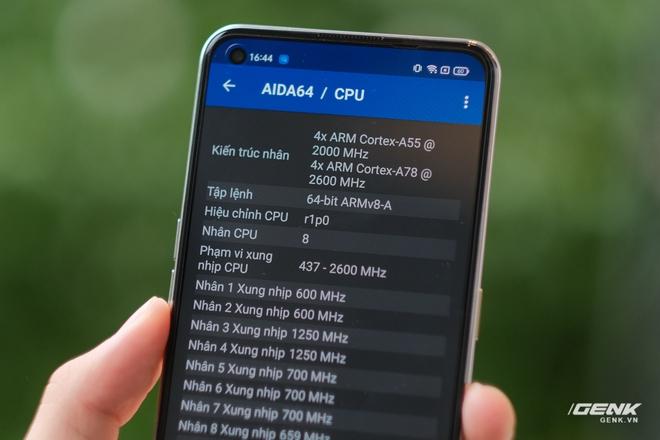 Trên tay Realme Q3 Pro: Màn hình AMOLED 120Hz, chip Dimensity 1100, camera 64MP, giá 6.2 triệu đồng - Ảnh 14.