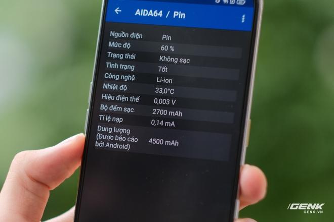 Trên tay Realme Q3 Pro: Màn hình AMOLED 120Hz, chip Dimensity 1100, camera 64MP, giá 6.2 triệu đồng - Ảnh 16.