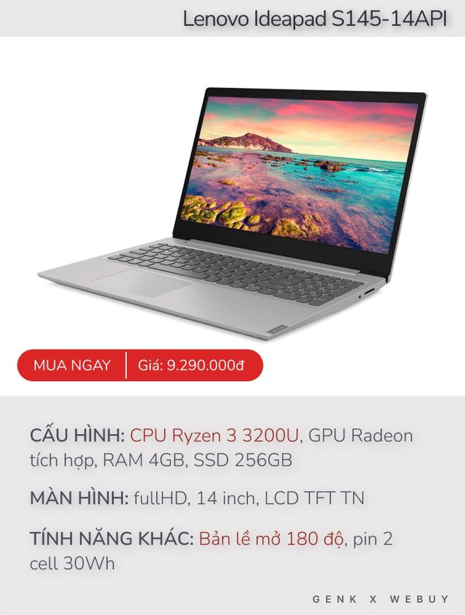 Từ hơn 8 triệu đã có cả loạt lựa chọn laptop Ryzen 3 ngon - bổ, cực hợp cho học sinh, sinh viên - Ảnh 5.