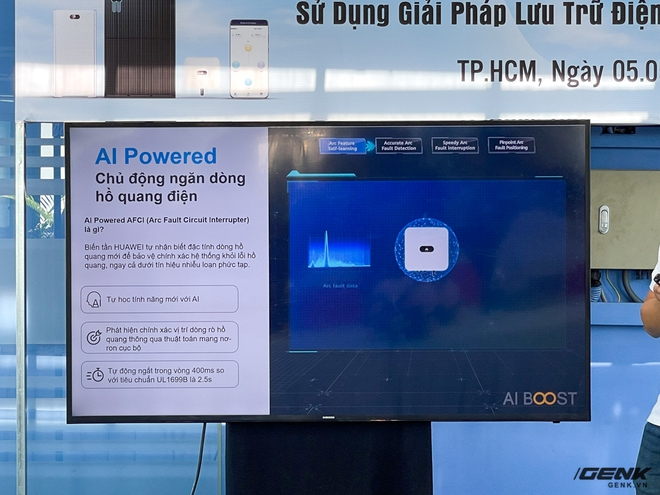 Huawei giới thiệu Huawei FusionSolar tại Việt Nam: Trọn bộ giải pháp lưu trữ điện Mặt Trời dành cho hộ gia đình, hướng đến một môi trường giảm 25% khí thải nhà kính trong tương lai - Ảnh 3.