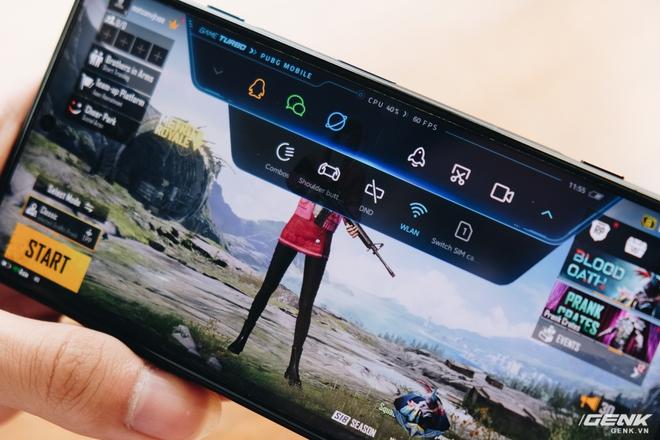 Trên tay Redmi K40 Gaming: Smartphone gaming cấu hình mạnh, giá rẻ nhưng thiếu vắng dịch vụ Google - Ảnh 12.