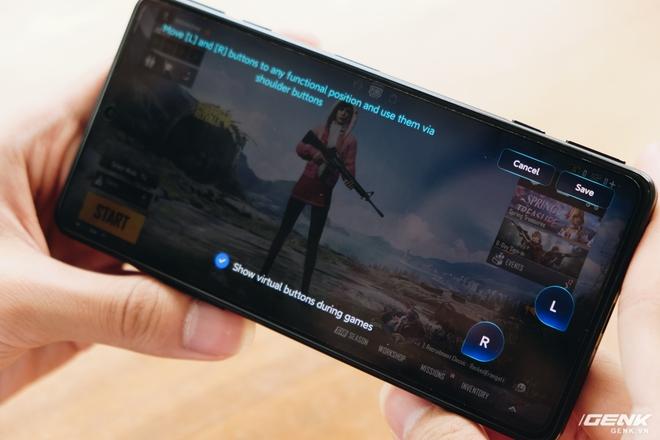 Trên tay Redmi K40 Gaming: Smartphone gaming cấu hình mạnh, giá rẻ nhưng thiếu vắng dịch vụ Google - Ảnh 13.