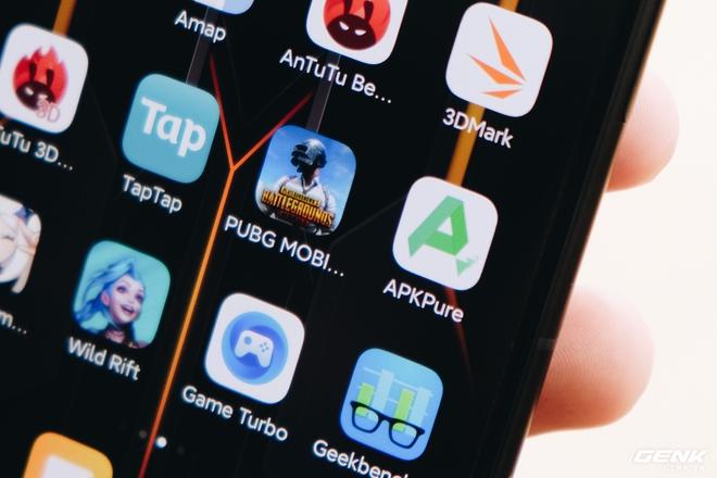 Trên tay Redmi K40 Gaming: Smartphone gaming cấu hình mạnh, giá rẻ nhưng thiếu vắng dịch vụ Google - Ảnh 19.