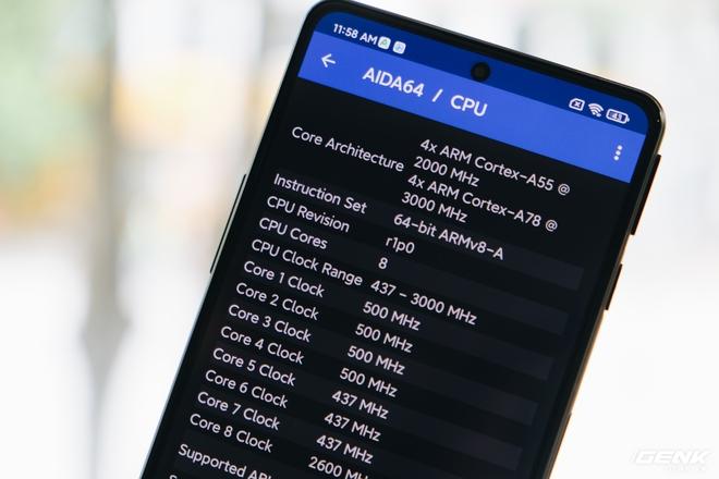 Trên tay Redmi K40 Gaming: Smartphone gaming cấu hình mạnh, giá rẻ nhưng thiếu vắng dịch vụ Google - Ảnh 16.