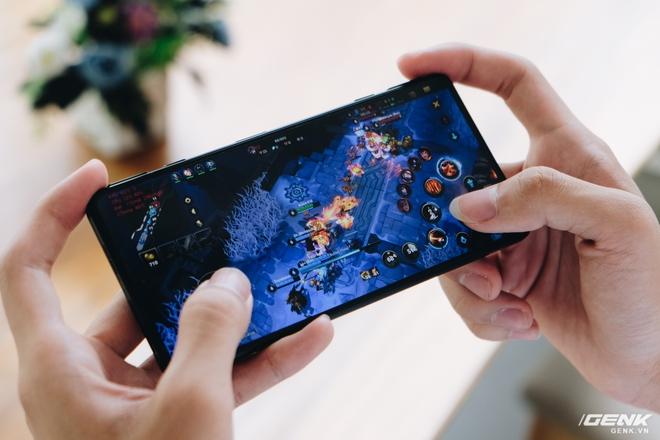 Trên tay Redmi K40 Gaming: Smartphone gaming cấu hình mạnh, giá rẻ nhưng thiếu vắng dịch vụ Google - Ảnh 20.