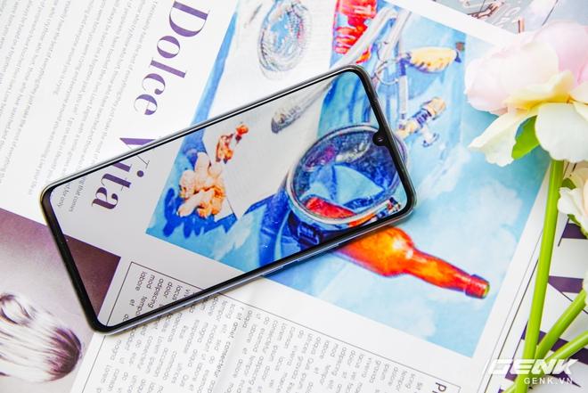 Trên tay Vivo V21 5G: thiết kế mỏng nhẹ đẹp mắt, đặc biệt có Camera selfie 44MP chống rung OIS - Ảnh 14.