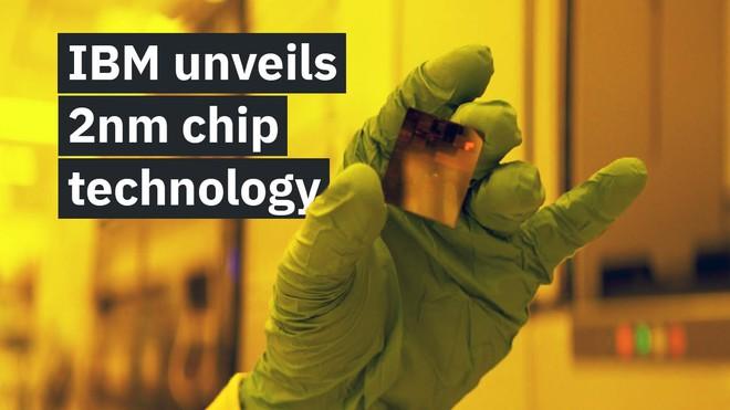 IBM ra mắt chip xử lý 2nm nhỏ nhất và mạnh nhất thế giới - Ảnh 1.