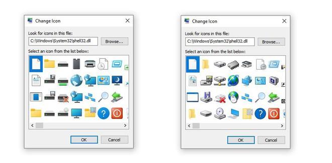 Các icon cuối cùng từ thời Windows 95 sắp bị Microsoft xóa sạch khỏi Windows 10 - Ảnh 1.