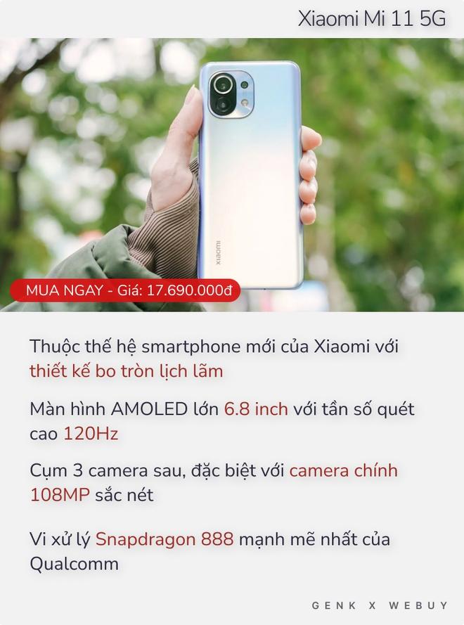 Ai rồi cùng dùng 5G thôi, chọn ngay 1 mẫu smartphone từ 6 triệu sở hữu công nghệ này để không thành người tối cổ - Ảnh 4.