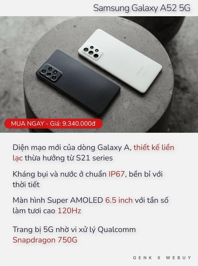Ai rồi cùng dùng 5G thôi, chọn ngay 1 mẫu smartphone từ 6 triệu sở hữu công nghệ này để không thành người tối cổ - Ảnh 3.