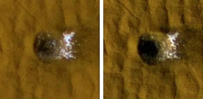 Phát hiện ra một sông băng tiềm năng nằm gần bề mặt Sao Hỏa, phù hợp làm nơi xây căn cứ cho các nhà du hành sau này - Ảnh 3.