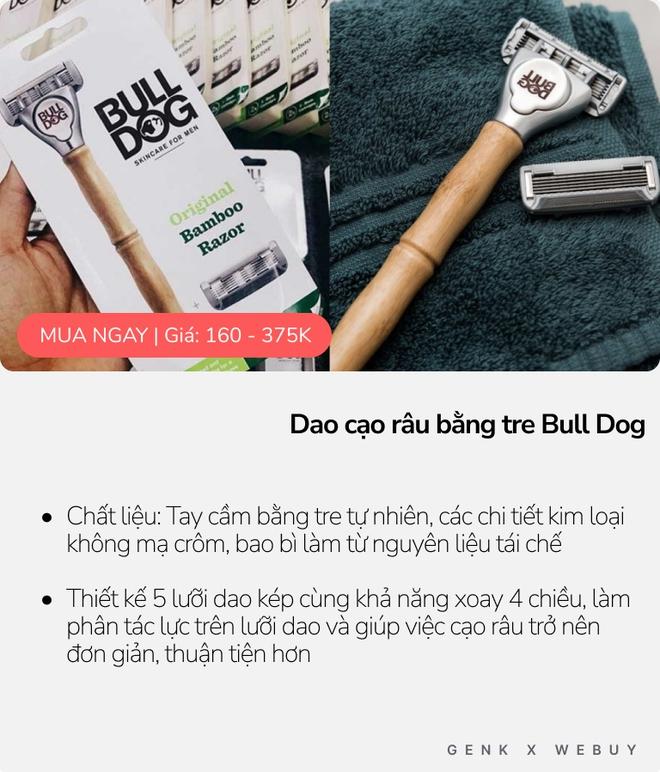 Dao cạo râu giờ còn làm từ tre, bột rơm… bán đầy chợ mạng Việt, có loại chỉ giá chỉ 4K mua về xài tẹt ga - Ảnh 1.