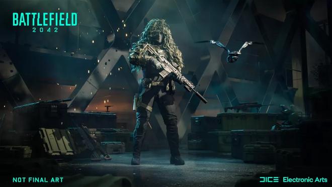 Battlefield 2042 công bố trailer đầu tiên: đấu trường hỗ trợ 128 tay súng, lớp nhân vật mới linh hoạt, có chế độ công thành độc đáo - Ảnh 4.