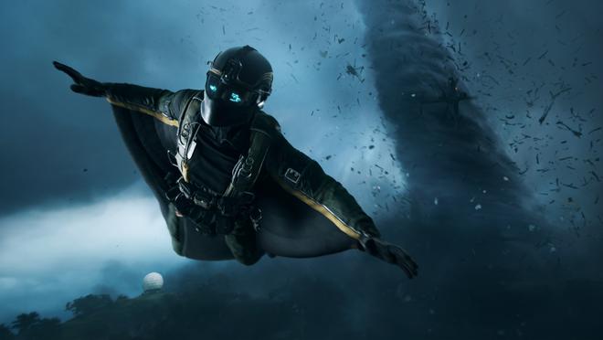 Battlefield 2042 công bố trailer đầu tiên: đấu trường hỗ trợ 128 tay súng, lớp nhân vật mới linh hoạt, có chế độ công thành độc đáo - Ảnh 2.