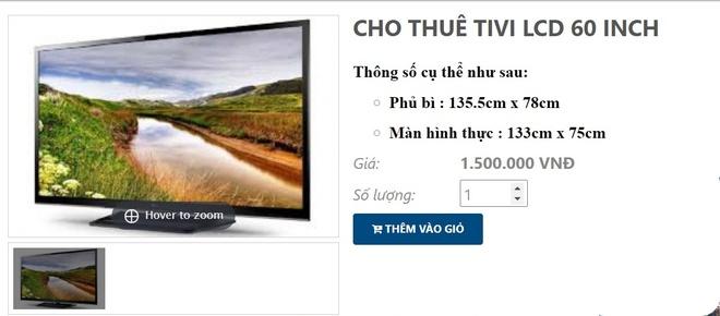 """Thuê tivi mùa bóng liệu có rẻ? Loại nhỏ chỉ từ 250K/ngày nhưng loại size """"khủng"""" lại tốn ra phết! - Ảnh 3."""