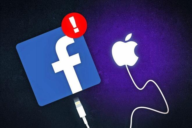 Apple xâm lấn lãnh thổ Facebook chưa từng có - Ảnh 1.