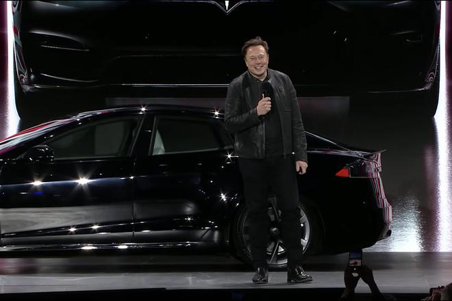 Tesla ra mắt mẫu xe Model S Plaid hiệu năng cao, tốc độ siêu nhanh, mạnh ngang PS5, giá bán từ 131.100 USD - Ảnh 1.