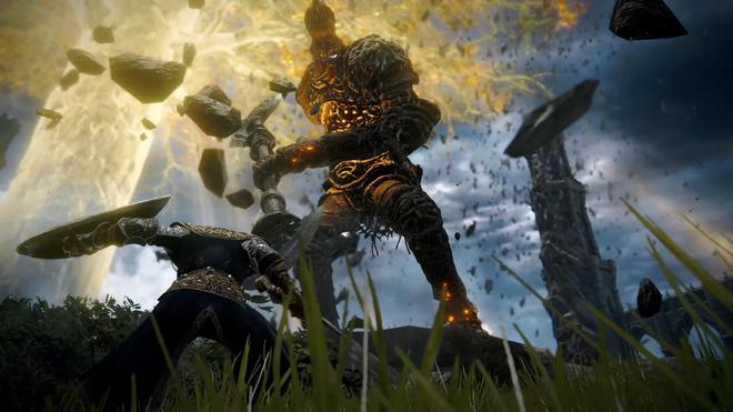 Phân tích trailer game Elden Ring, siêu phẩm mới do cha đẻ của Dark Souls sản xuất - Ảnh 5.
