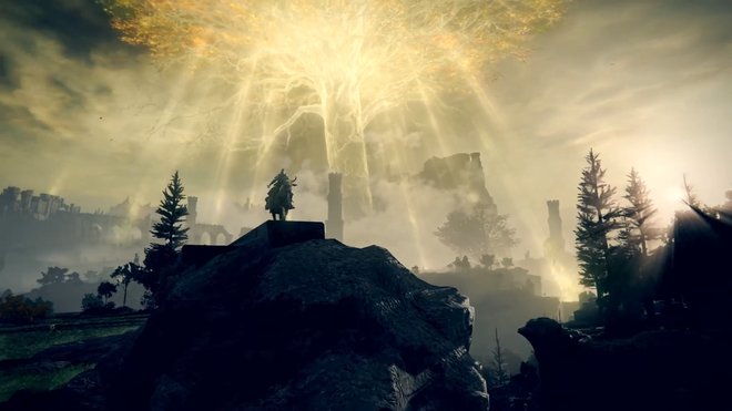 Phân tích trailer game Elden Ring, siêu phẩm mới do cha đẻ của Dark Souls sản xuất - Ảnh 9.