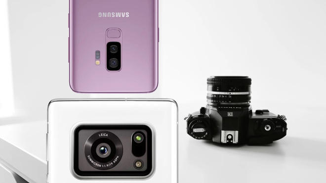 Giải pháp cho khuyết điểm của cảm biến camera lớn trên smartphone có thể nằm ở... Galaxy S9 - Ảnh 1.
