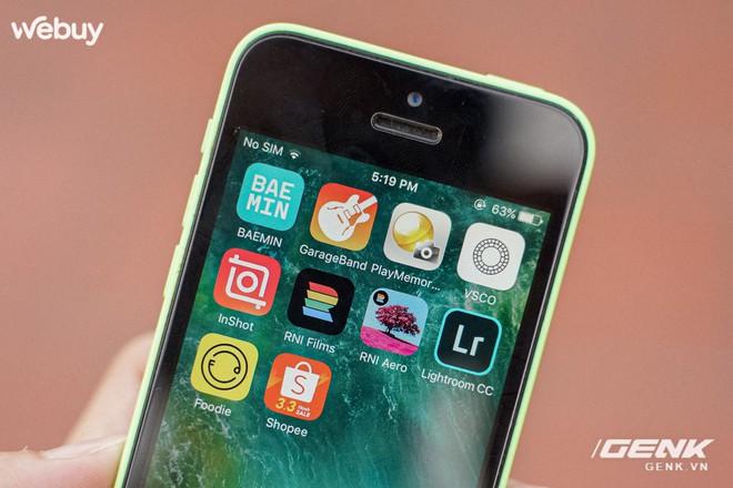 2021 rồi, muốn mua iPhone 5C vẫn tốn gần 1 triệu, liệu có đáng không? - Ảnh 5.