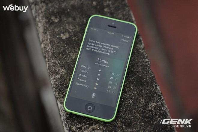 2021 rồi, muốn mua iPhone 5C vẫn tốn gần 1 triệu, liệu có đáng không? - Ảnh 9.