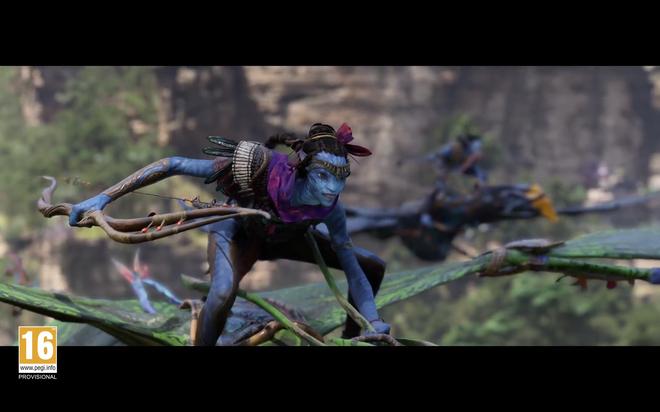 Ubisoft tặng game thủ cơ hội trở thành người Na'vi, khám phá thế giới Pandora màu nhiệm trong game Avatar sắp ra mắt - Ảnh 3.
