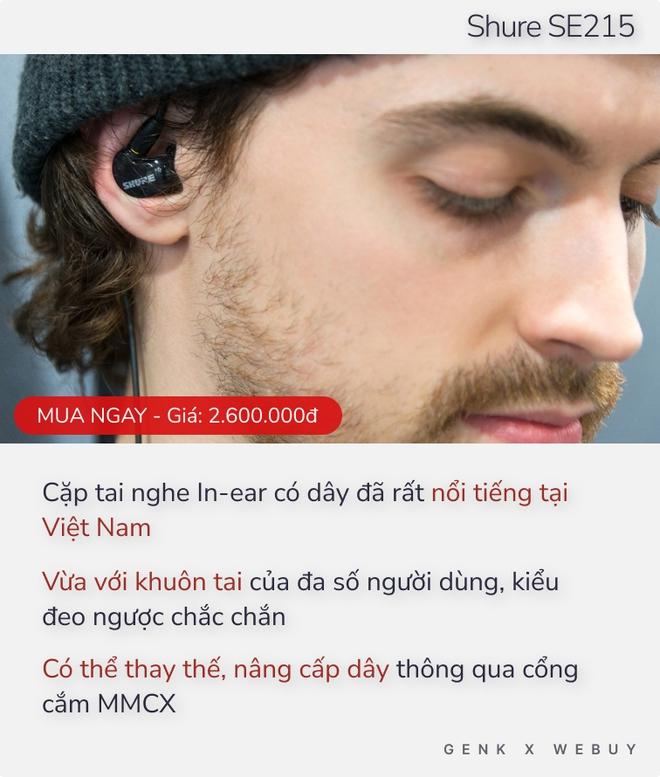 Loạt tai nghe đeo thoải mái đến mức cả ngày không mỏi, có cả một lựa chọn miễn phí! - Ảnh 5.