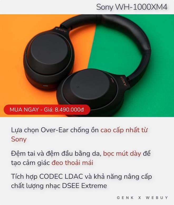 Loạt tai nghe đeo thoải mái đến mức cả ngày không mỏi, có cả một lựa chọn miễn phí! - Ảnh 7.