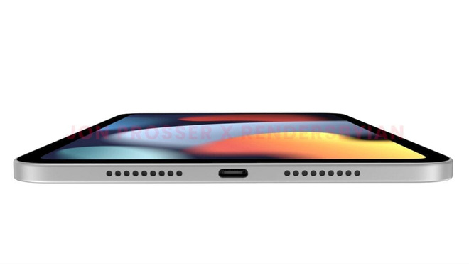 Lộ thiết kế mới của iPad Mini, giống với iPad Pro, không còn nút Home vật lý, cổng USB-C - Ảnh 4.