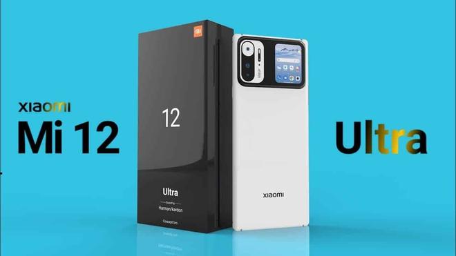 Xiaomi Mi 12 Ultra lộ thông số kỹ thuật với chip xử lý Snapdragon 895 - Ảnh 1.